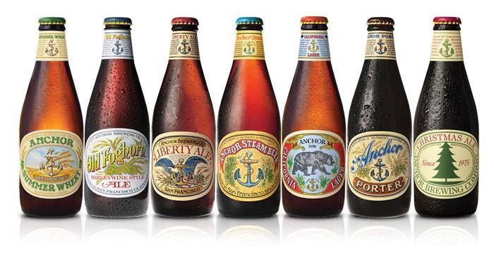 アンカーブリューイング サッポロビール anchorbrewing